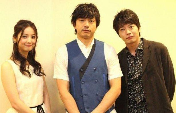 『サンゴレンジャー』の青柳翔、田中圭、佐々木希を直撃!