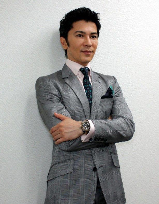 『二流小説家 シリアリスト』で死刑囚役を演じた武田真治