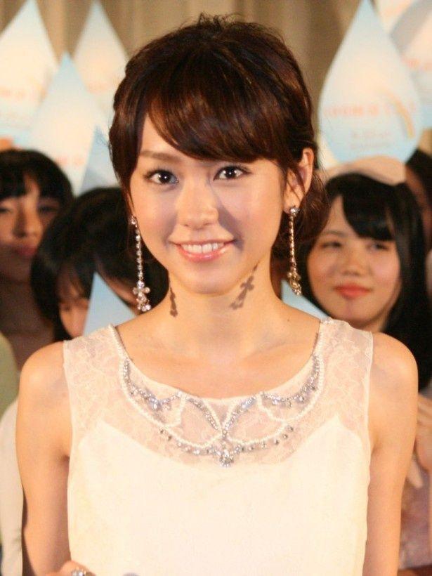 『100回泣くこと』のトークイベントに登壇した桐谷美玲