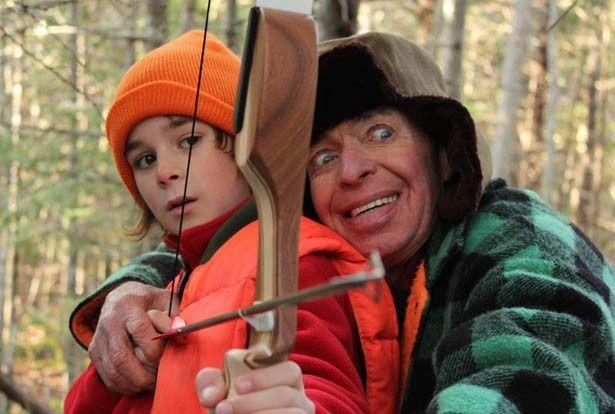 グラインドハウス精神あふれる映画『ホーボー・ウィズ・ショットガン』(11)のジェイソン・アイズナー監督による作品(『Youngbuck ティーンエイジャー』)