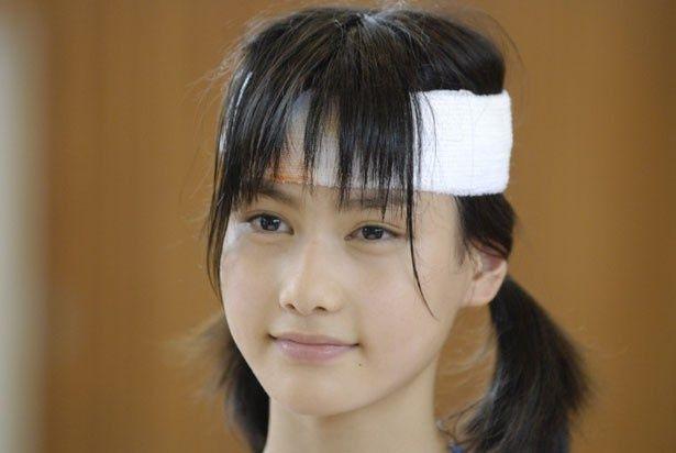 『告白』(10)の前年に出演した橋本愛。フレッシュな初々しさがたまらない!