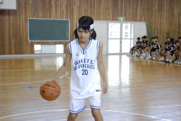 橋本愛のバスケットシーンにも注目したい