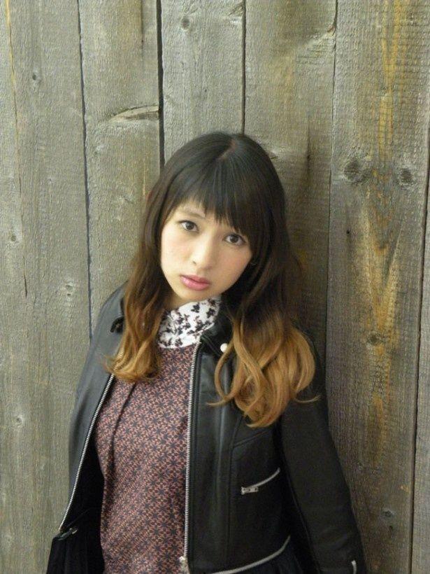 撮影当時18歳だった日南響子。映画主演第2作でお姫様から遊女になるヒロインを熱演