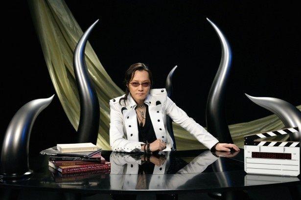 今回番組で、ハリウッド映画の魅力について語る石井竜也