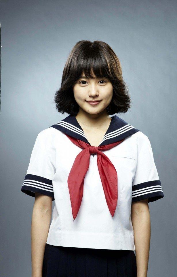 東京編の鍵を握る、若かりしころの天野春子を演じる有村架純