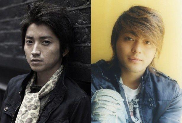 同世代の俳優として、お互い意識し合ってきた藤原竜也・山田孝之が初競演で火花を散らす!