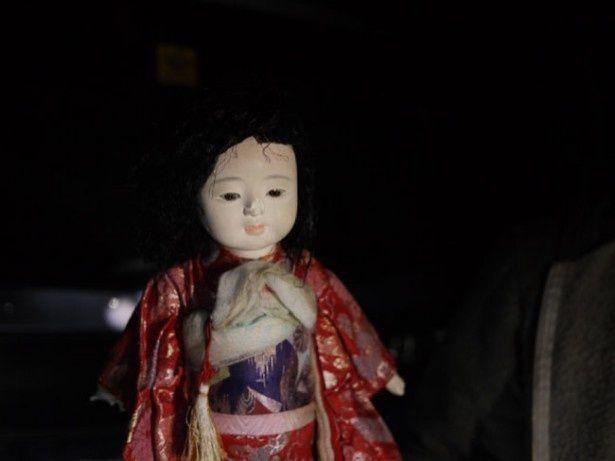 メンバー唯一の女性(?)となる和人形のはちも活躍?