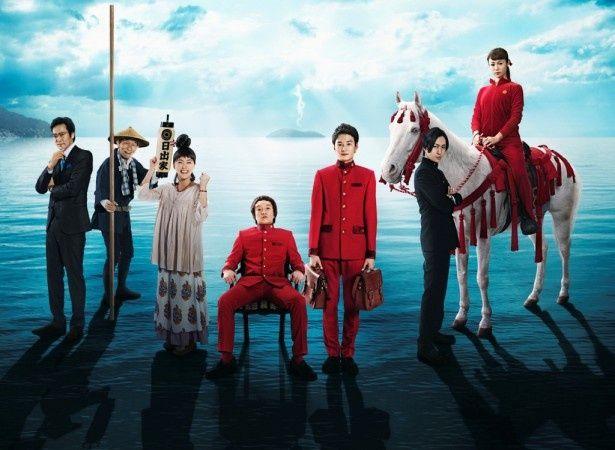 2012年本屋大賞ノミネート作品を豪華キャストで映画化!