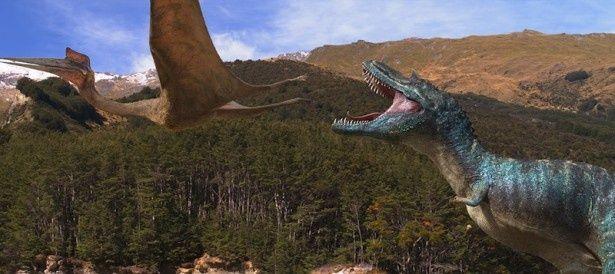 1頭の恐竜の成長と、生と死の壮絶なドラマを描いた本作。まるで恐竜の世界に迷い込んでしまったかのような感覚を味わえる