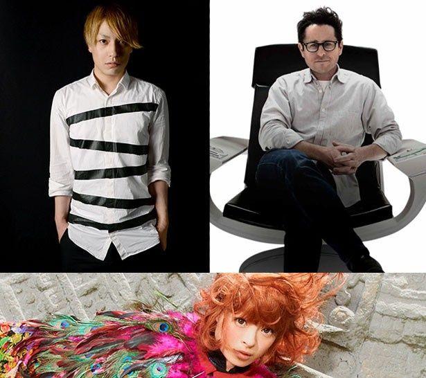 J.J.エイブラムスと中田ヤスタカ(capsule)が共同プロデュース、そしてゲストボーカルにきゃりーぱみゅぱみゅが参加した楽曲のトレーラー映像が公開!