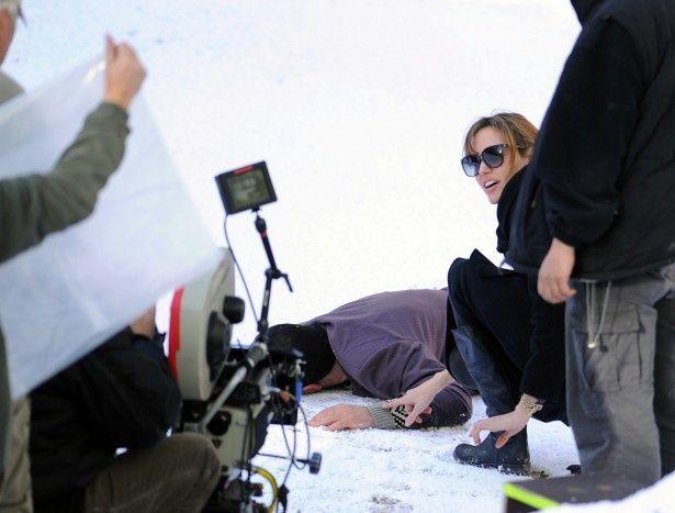 第1作『最愛の大地』(11)のアンジェリーナ・ジョリー監督