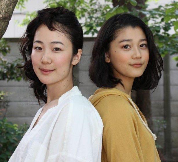 実力派若手女優の黒木華と刈谷友衣子を直撃!