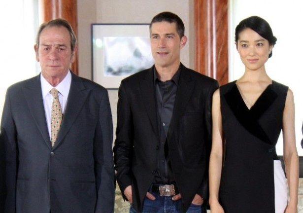 『終戦のエンペラー』のフォトセッションがアメリカ大使館で開催