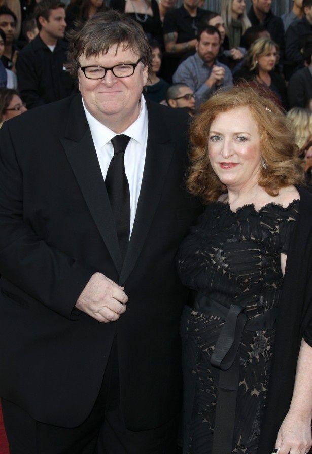 21年間の夫婦生活に終止符を打ったマイケル・ムーアとキャサリーン・グリン