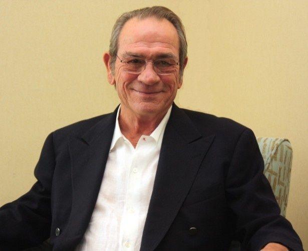 『終戦のエンペラー』のトミー・リー・ジョーンズにインタビュー