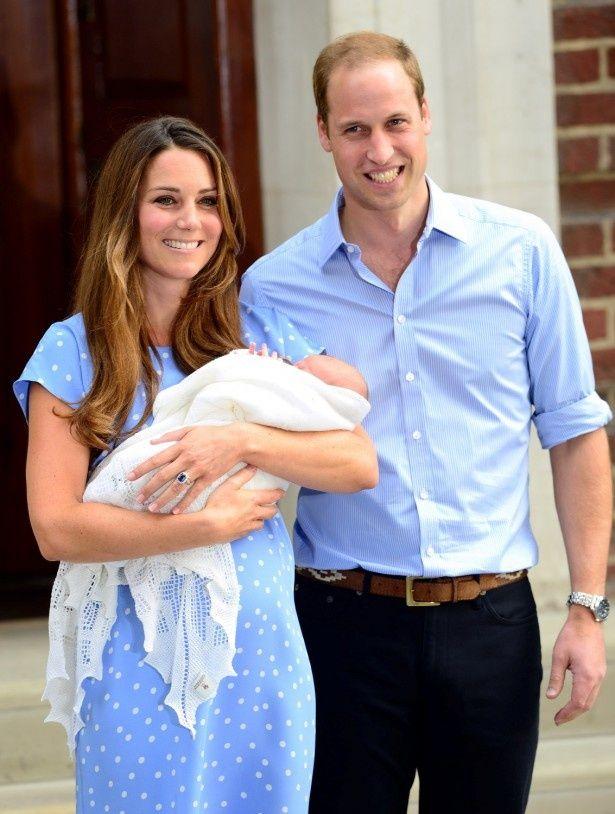 ロイヤルベビー誕生をピザでお祝い!庶民派の英キャサリン妃とウィリアム王子