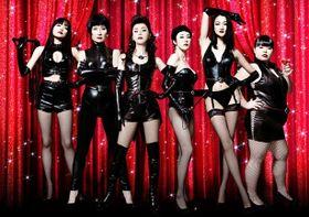 大地真央も大胆露出!豪華女優陣6名がボンデージ姿で松本人志監督最新作に登場