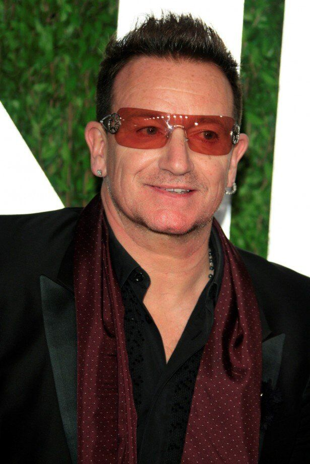 U2のフロントマン、ボノがローリング・ストーンズのミック・ジャガーを絶賛!