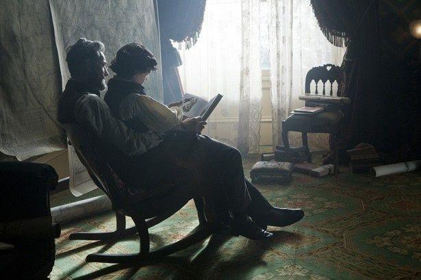 自由を求めて立ち上がる指導者、リンカーンの姿に感動必至