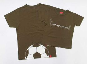 親子で着たい!人気TシャツブランドOJICO×『スマイル、アゲイン』コラボTシャツが発売
