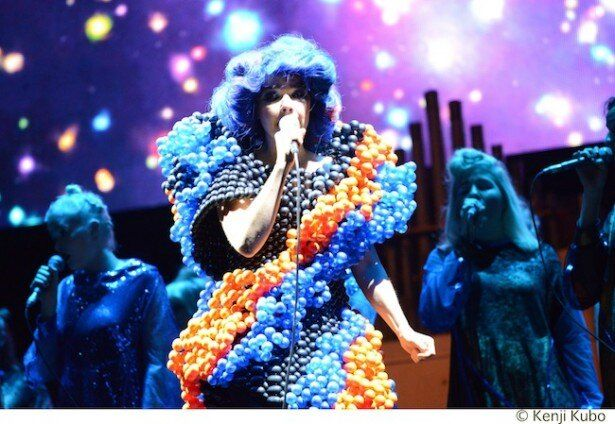 2013年、フジロック。注目ステージのライブ写真を公開!