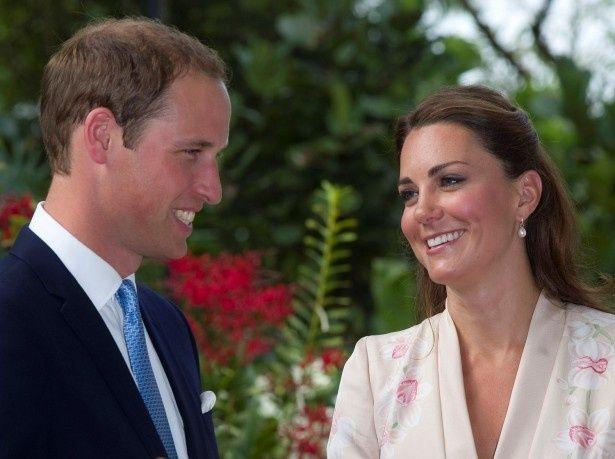 ウィリアム王子からキャサリン妃への出産祝いはピンクダイヤモンドのブローチ!?