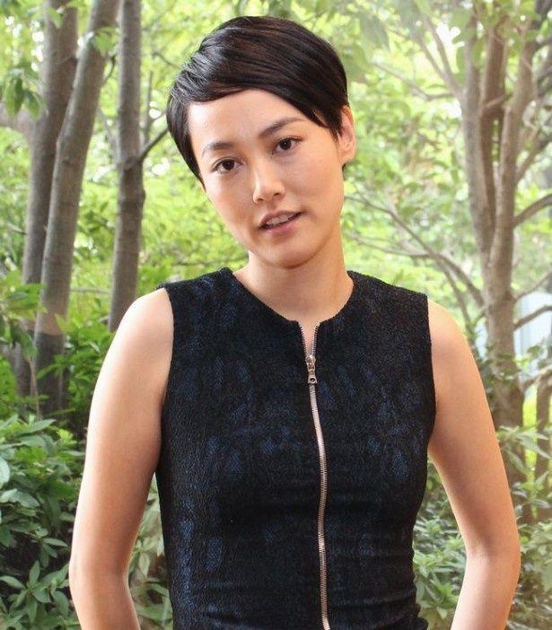 『パシフィック・リム』でヒロイン役に抜擢された菊地凛子にインタビューを敢行!