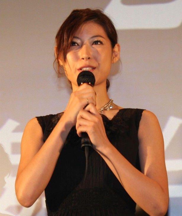 瀧本美織が「苦手だった」ホラー映画で新境地!