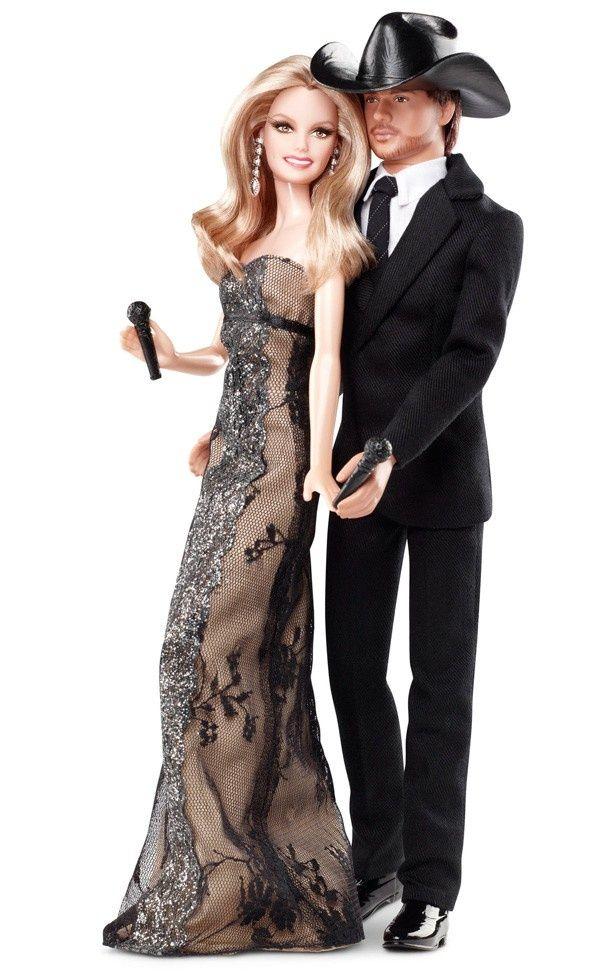 【写真を見る】2人のバービー人形が発売されるほど有名なカップルだった