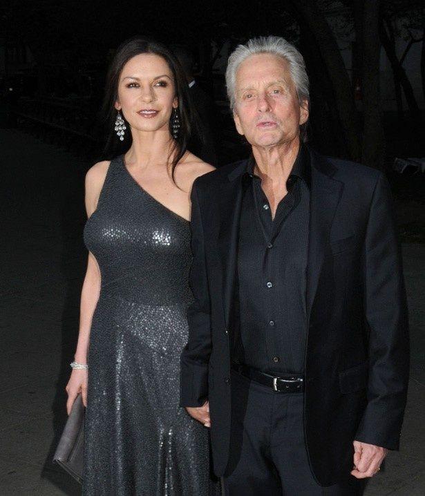 別居が明らかになったマイケル・ダグラスとキャサリン・ゼタ=ジョーンズ夫妻