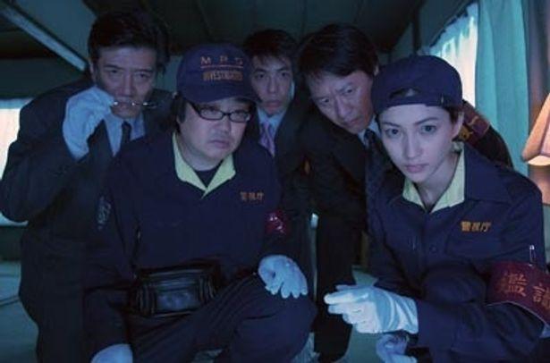 米沢の次に人気のトリオ・ザ・捜一の面々も物語を盛り立てる