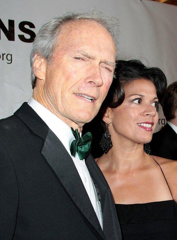 先日、別居が発覚したクリント・イーストウッドと妻のディナ