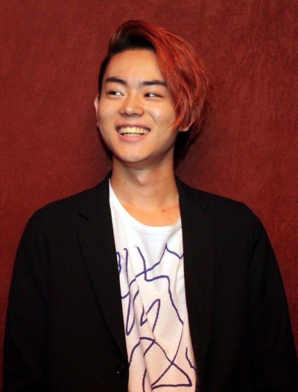 爽やかな笑顔が魅力的な菅田将暉