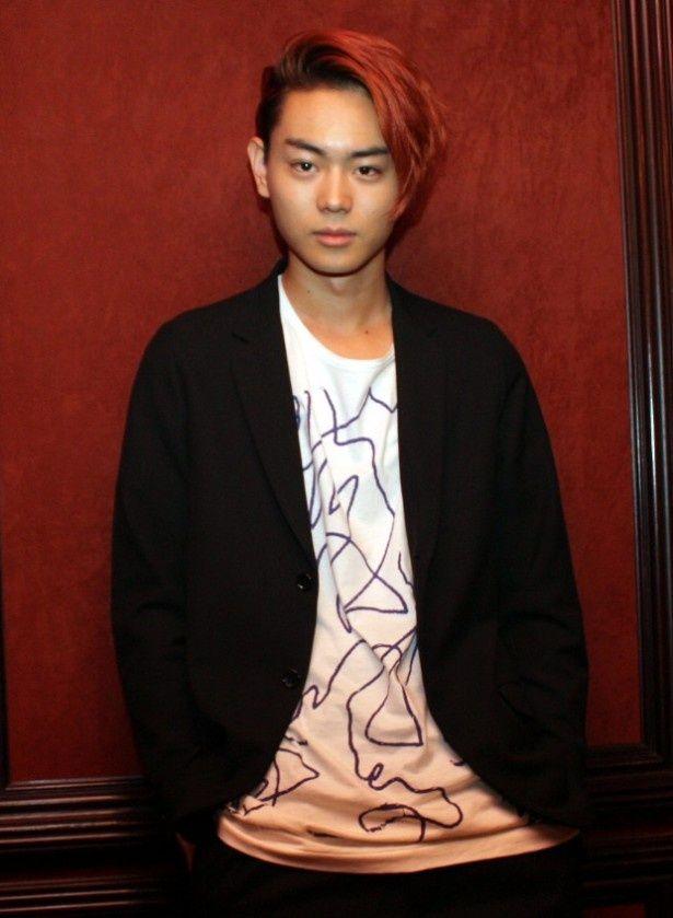 『共喰い』は「転機となった作品」と語った菅田将暉