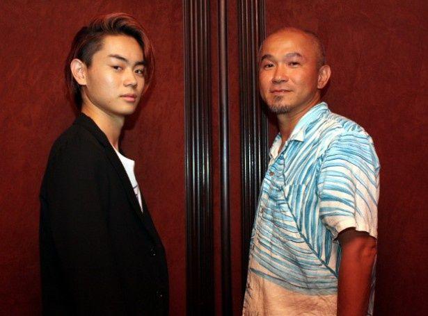 また、違う作品でも仕事をしたいと語った菅田将暉と青山真治監督