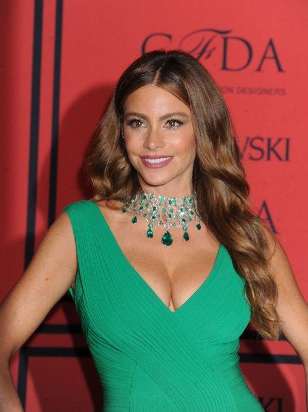 「最も稼いだテレビ女優」ランキングで、2位以下を大きく引き離してV2を飾ったソフィア・ベルガラ
