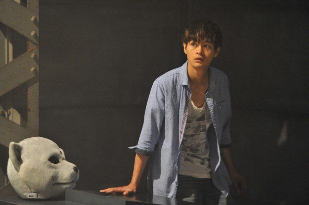 瀬戸康史が「憤怒」の罪を背負った主人公のオオカミ役を演じる(『JUDGE ジャッジ』)