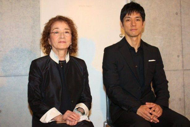 西島秀俊と倍賞千恵子が宮崎駿の引退についてコメント