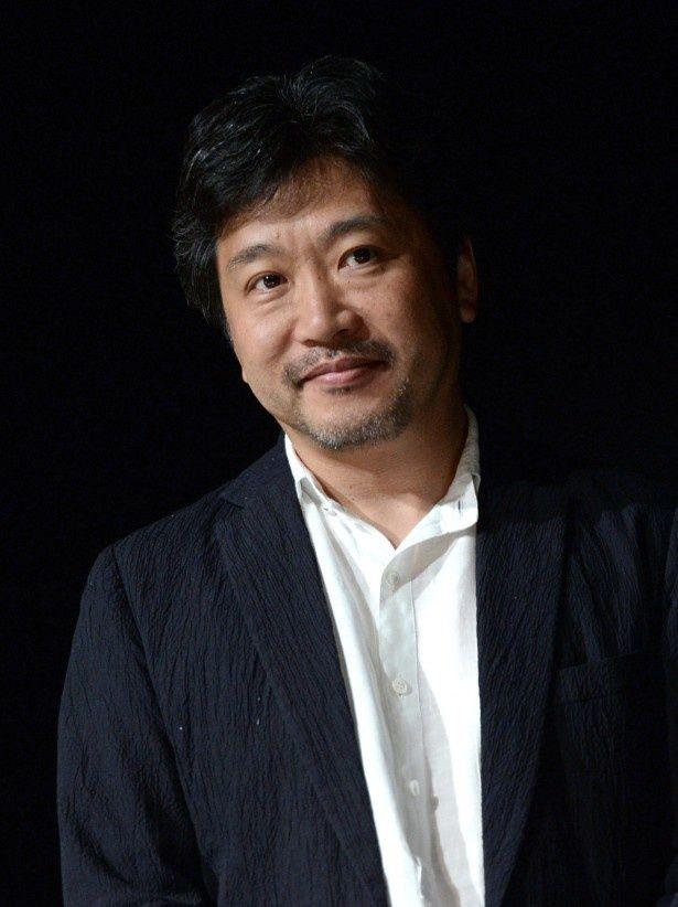 第38回トロント国際映画祭に出席した『そして父になる』の是枝裕和監督