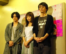 吉田大八監督の舞台「ぬるい毒」初日に、夏菜「思ったより緊張していない(笑)」