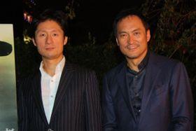 渡辺謙、李相日監督と初ニコ生放送に感激「すごい速いキャッチボールをしてる感じ」