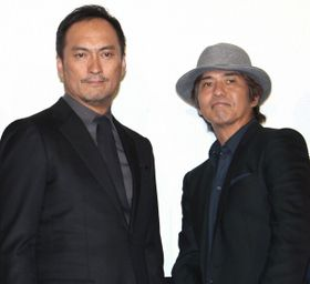 『許されざる者』の佐藤浩市、渡辺謙との初共演に「血沸き肉踊る思い」と感無量