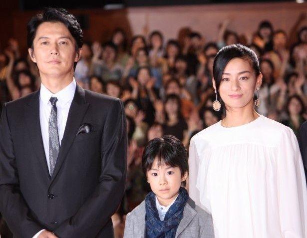 尾野真千子が福山雅治に「若かりし頃からファンでした」と告白
