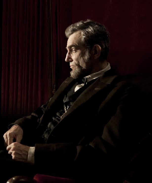 ダニエル・デイ=ルイスがリンカーン役を熱演した『リンカーン』。本作で3度目のアカデミー賞主演男優賞に輝いた