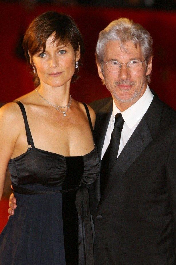 11年間の結婚生活に終止符を打つことが明らかになったリチャード・ギアと妻のキャリー・ローウェル