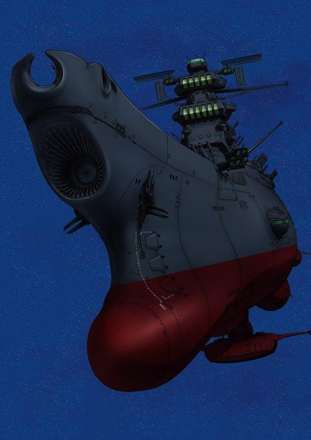 劇場版『宇宙戦艦ヤマト2199』完全新作ストーリーが公開決定!