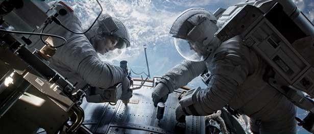 『ゼロ・グラビティ』は12月13日(金)より全国ロードショー