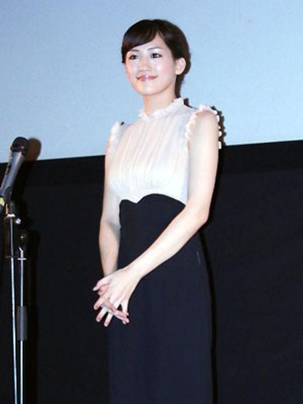 『おっぱいバレー』主演の綾瀬はるか