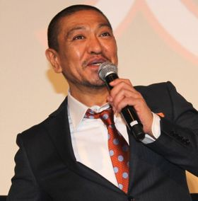 松本人志監督、大森南朋と渡部篤郎の熱演に感動「僕と浜田がやったらコントになってしまう」