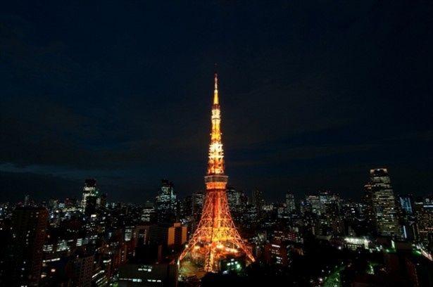 今も昔もカップルたちに愛される人気のデートスポット・東京タワー